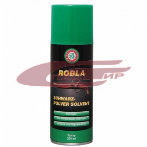 Robla Schwarzpulover-Solvent Spray, 200ml